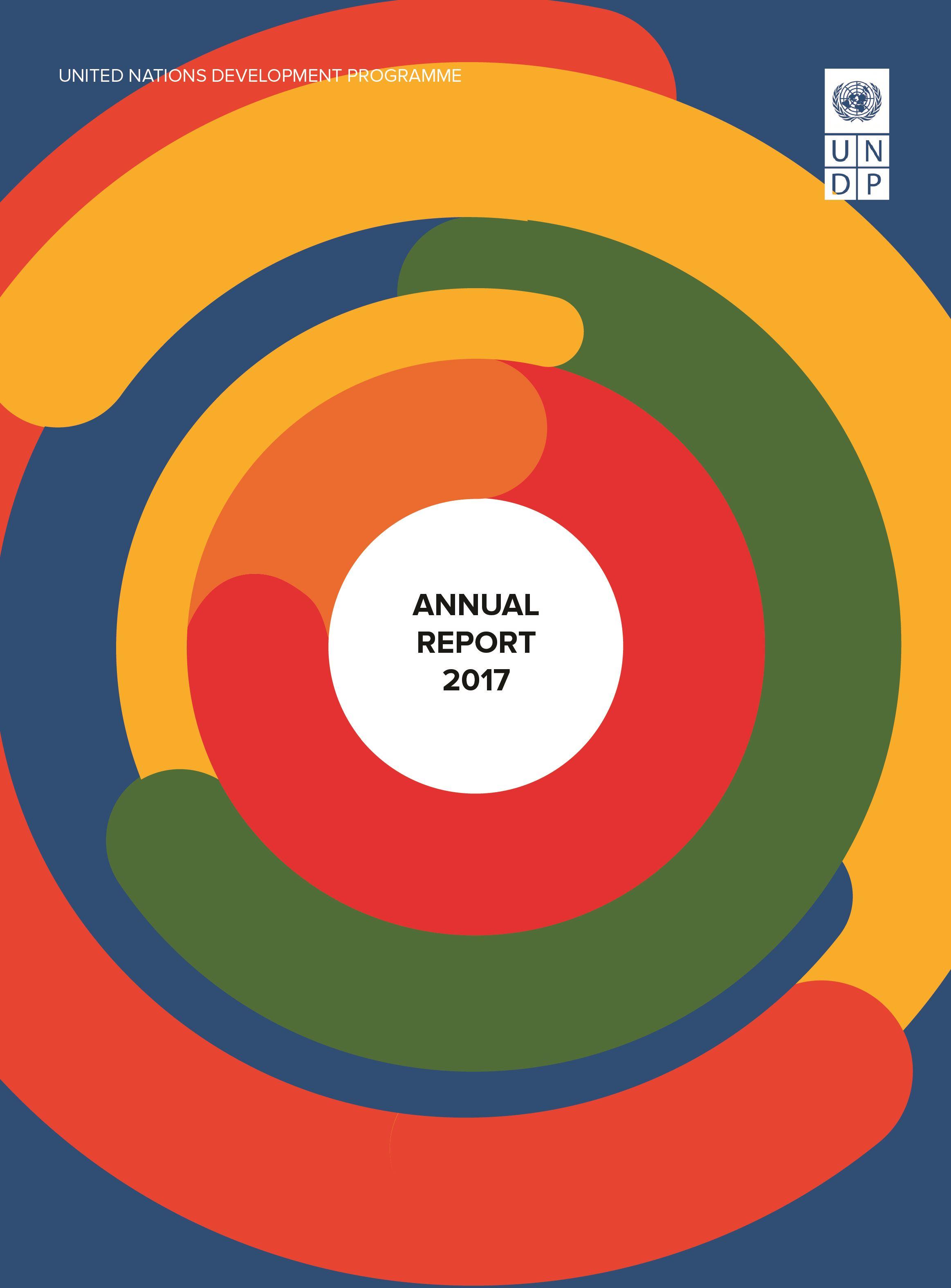 Annual report 2017 | UNDP